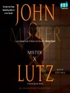 Mister X (MP3): Frank Quinn Series, Book 5