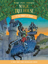 The Knight at Dawn (MP3): Magic Tree House Series, Book 2