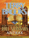 Antrax (MP3): The Voyage of the Jerle Shannara Trilogy, Book 2