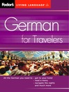 German for Travelers, 2nd Edition (MP3)