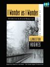 I Wonder as I Wander (MP3): An Autobiographical Journey