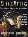Science Matters (MP3): Achieving Scientific Literacy