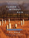 Clouds without Rain (MP3): Amish-Country Mystery Series, Book 3