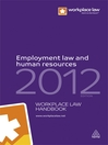 Employment Law and Human Resources Handbook 2012 (eBook)