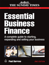 Essential Business Finance (eBook)