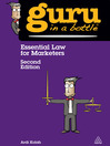 Essential Law for Marketers (eBook)