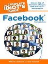 The Complete Idiot's Guide to Facebook (eBook)