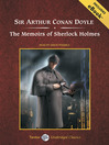 The Memoirs of Sherlock Holmes (MP3)