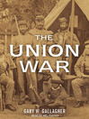 The Union War (MP3)
