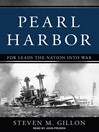 Pearl Harbor (MP3): FDR Leads the Nation into War