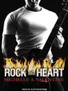 Rock the Heart (MP3): Black Falcon Series, Book 1
