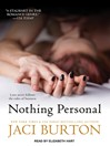Nothing Personal (MP3)