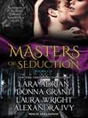 Masters of Seduction, Volume 1 (MP3): Books 1-4