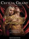 A Woman Entangled (MP3): Blackshear Family Series, Book 3