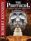 The Protocol (MP3): James Acton Thrillers, Book 1