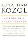 Letters to a Young Teacher (MP3)