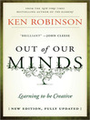 Out of Our Minds (MP3): Learning to Be Creative