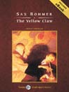 The Yellow Claw (MP3): Gaston Max Series, Book 1