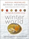 Winter World (MP3): The Ingenuity of Animal Survival