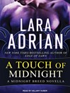A Touch of Midnight (MP3)