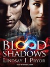 Blood Shadows (MP3): Blackthorn Series, Book 1