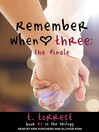 Remember When 3 (MP3): The Finale