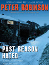 Past Reason Hated (MP3): Chief Inspector Banks Series, Book 5