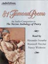 81 Famous Poems (MP3): An Audio Companion to The Norton Anthology of Poetry