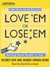Love 'Em or Lose 'Em (MP3): Getting Good People to Stay