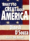 What's So Great About America (MP3)