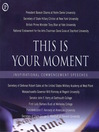 This is Your Moment (MP3): Inspirational Commencement Speeches