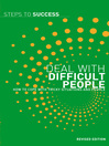 Deal with Difficult People (eBook): How to Cope with Tricky Situations and People