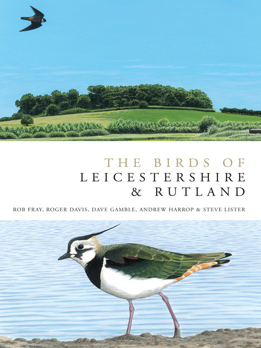 The Birds of Leicestershire and Rutland (eBook)