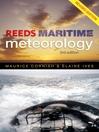 Reeds Maritime Meteorology (eBook)