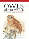 Owls of the World (eBook)