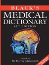 Black's Medical Dictionary (eBook)