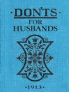 Don'ts for Husbands (eBook)