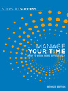 Manage Your Time (eBook): How to Work More Effectively