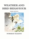 Weather and Bird Behaviour (eBook)