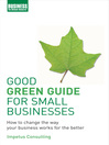 Good Green Guide for Small Businesses (eBook)