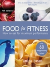 Food for Fitness (eBook): How to Eat for Maximum Performance