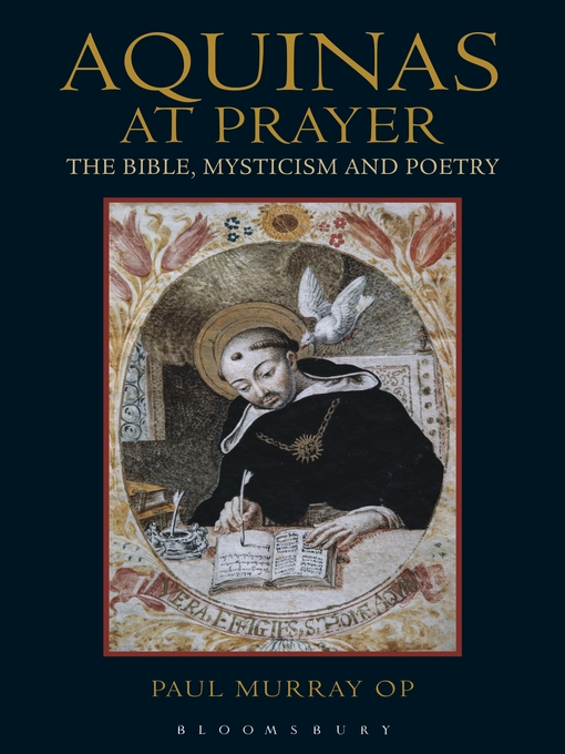 Aquinas at Prayer (eBook): The Bible, Mysticism and Poetry