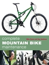 Complete Mountain Bike Maintenance (eBook)