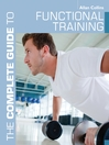 The Complete Guide to Functional Training (eBook)