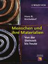 Menschen und ihre Materialien (eBook): Von der Steinzeit bis heute