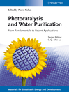 Photocatalysis and Water Purification (eBook): From Fundamentals to Recent Applications