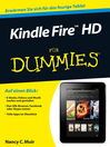 Kindle Fire HD fÜr Dummies (eBook)