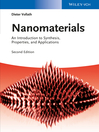 Nanomaterials (eBook): An Introduction to Synthesis, Properties and Applications