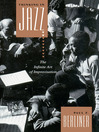 Cover image of Thinking in Jazz