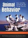 Animal Behavior (eBook)